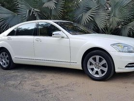 Used Mercedes Benz S Class AT for sale in Ahmedabad at low price