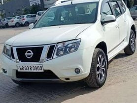 Used Nissan Terrano XV D THP 110 PS, 2014, Diesel MT for sale in Chandigarh