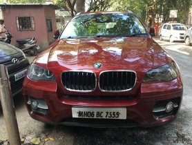 2012 BMW X6 xDrive30d AT for sale in Mumbai