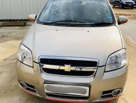 Used Chevrolet Aveo 1.4 2009 MT for sale in Tiruppur