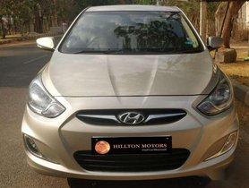 Used 2012 Hyundai Verna 1.6 CRDi SX AT for sale in Nagar