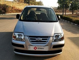 Used Hyundai Santro Xing  Version GL Plus MT car at low price in New Delhi