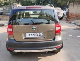 Skoda Yeti Ambition 4WD MT 2011 in New Delhi