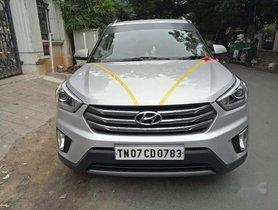 Used Hyundai Creta 1.6 SX, 2015, Diesel AT for sale in Chennai