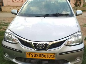 Used Toyota Etios GD MT for sale in Secunderabad