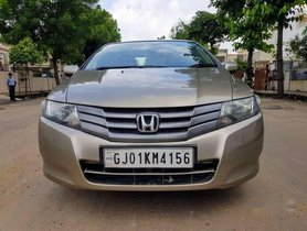 Used Honda City S, 2011, Petrol MT for sale in Ahmedabad