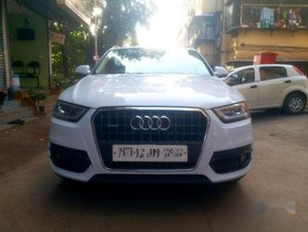 2013 Audi Q3 AT for sale in Pune