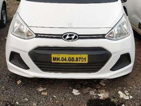 Hyundai Xcent Base 1.1 CRDi, 2016, Diesel MT for sale in Thane