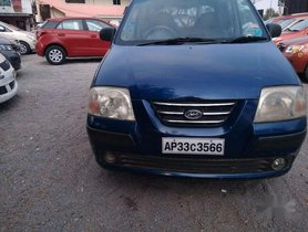 Used Hyundai Santro Xing MT for sale in Hyderabad