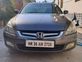 Used Honda Accord MT for sale in Sonipat