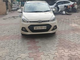 Used Hyundai i10 Version Sportz MT car at low price in New Delhi