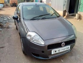 Fiat Grand Punto Active 1.2, 2010, Diesel MT for sale in Tiruppur