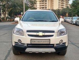 Chevrolet Captiva 2011 MT for sale in Mumbai
