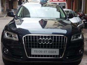 Used Audi Q5 2.0 TDI quattro Premium Plus, 2013, Diesel AT for sale in Hyderabad