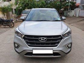 2018 Hyundai Creta 1.6 VTVT AT SX Plus for sale in Chennai