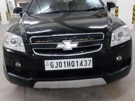 Used 2008 Chevrolet Captiva LT MT for sale in Ahmedabad