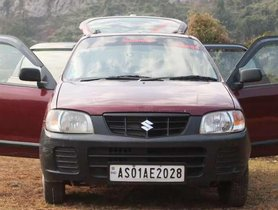 Used 2007 Maruti Suzuki Alto MT for sale in Goalpara