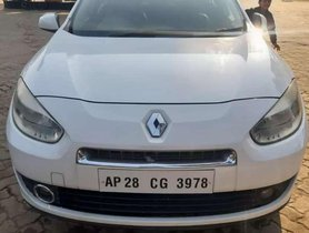 Used 2011 Renault Fluence MT for sale in Hyderabad