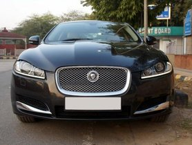 Used Jaguar XF 2.2 Litre Luxury AT car at low price in New Delhi