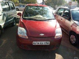Chevrolet Spark LS 1.0 BS-III, 2010, Petrol MT for sale in Jaipur