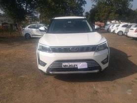 Used Mahindra XUV300 MT for sale in Aurangabad