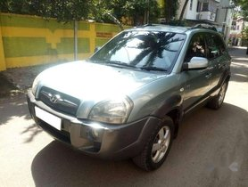 Used Hyundai Tucson CRDI MT for sale in Chennai