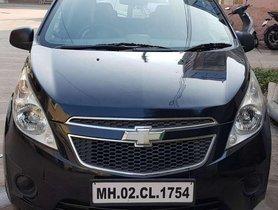 Chevrolet Beat LS Petrol, 2012, Petrol AT for sale in Aurangabad