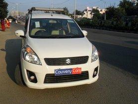 Maruti Ertiga ZDI MT for sale in Bangalore