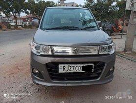 2014 Maruti Suzuki Wagon R Stingray MT for sale in Udaipur