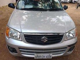 Maruti Suzuki Alto K10 2011 MT for sale in Secunderabad