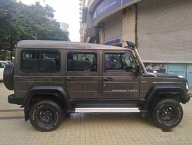 Used Force Gurkha Xpedition MT car at low price in Mumbai