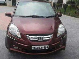 2016 Honda Amaze MT for sale in Secunderabad