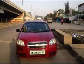 Used 2010 Chevrolet Aveo MT for sale in Hosur