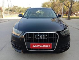 Used 2010 Audi Q3 AT 2012-2015 for sale in Ahmedabad