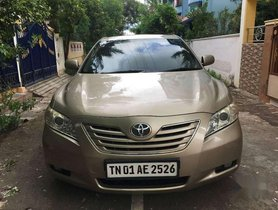 Used 2007 Toyota Camry AT for sale in Madurai