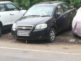Used Chevrolet Aveo MT for sale in Mumbai