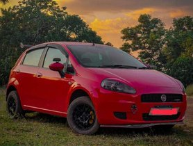 2011 Fiat Punto MT for sale in Kollam