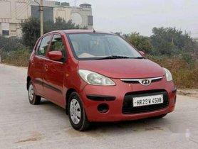 Used Hyundai I10 Magna, 2009, Petrol MT for sale in Faridabad