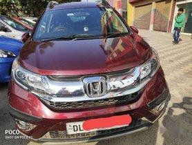 Used 2017 Honda BR-V MT for sale in Gurgaon