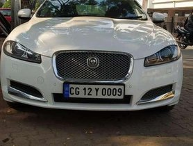 Used Jaguar XF Diesel 2010 AT for sale in Nagpur