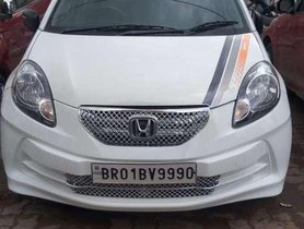 2013 Honda Amaze MT for sale in Patna