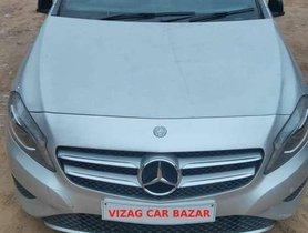 Used Mercedes-Benz A-Class Edition 1, 2014, Diesel AT for sale in Visakhapatnam