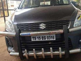 Maruti Suzuki Ertiga 2015 MT for sale in Sangareddy