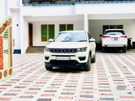 Used Jeep Compass 2.0 Sport 2017 MT for sale in Kochi