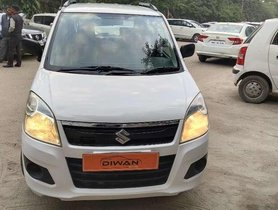 Used 2015 Maruti Suzuki Wagon R LXI CNG MT for sale in Faridabad