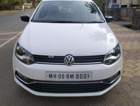 Used 2015 Volkswagen Polo GTI AT for sale in Kolhapur