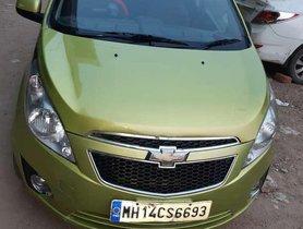 Used Chevrolet Beat LT Petrol, 2011, Petrol MT for sale in Nagpur
