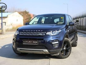 Used 2016 Land Rover Discovery AT for sale in Dehradun
