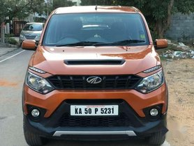 Used Mahindra NuvoSport N8 MT for sale in Nagar at low price