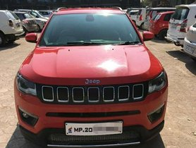 Jeep Compass 2018 MT for sale in Indore
